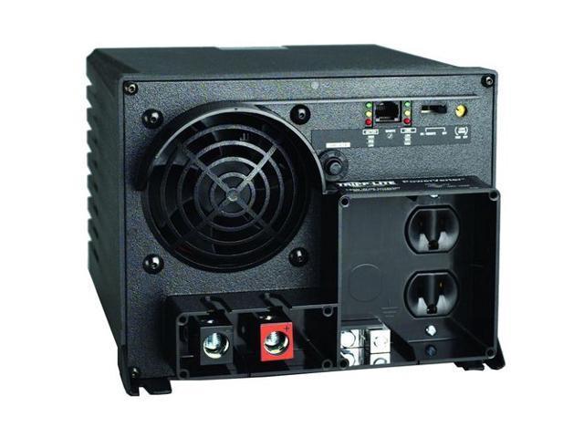 TRIPP LITE PV1250FC PowerVerter Plus Inverter Industrial-Strength Power for Heavy-Duty Applications