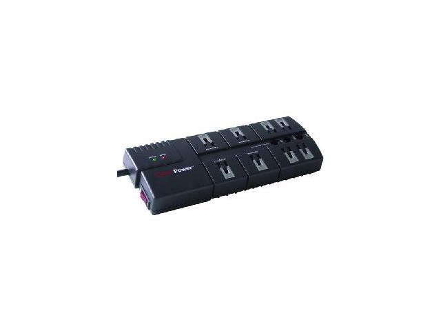 CyberPower 850 6 Feet 8 Outlets 2400 Joules Home/Office Surge Protection