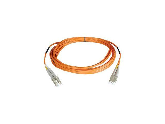 Tripp Lite N320-02M 6 ft. Multimode Fiber Optics Duplex MMF 62.5/125 Patch Cable - LC/LC