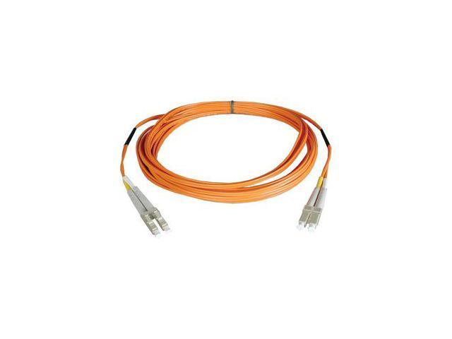 Tripp Lite N320-02M 6 ft. Multimode Fiber Optics Duplex MMF 62.5/125 Patch Cable - LC/LC