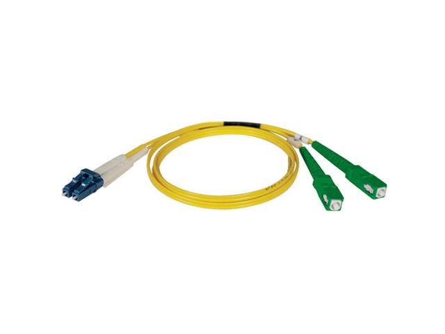 Tripp Lite N366-01M-AP 3 ft. Duplex Singlemode Fiber Patch Cable
