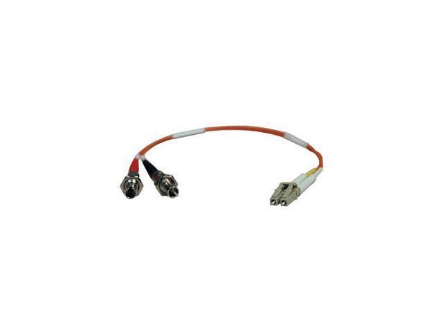 Tripp Lite N457-001-62 1 ft. Duplex MMF 62.5/125 Adapter