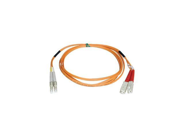 Tripp Lite N316-05M 16 ft. Duplex MMF 62.5/125 Patch Cable (LC/SC)