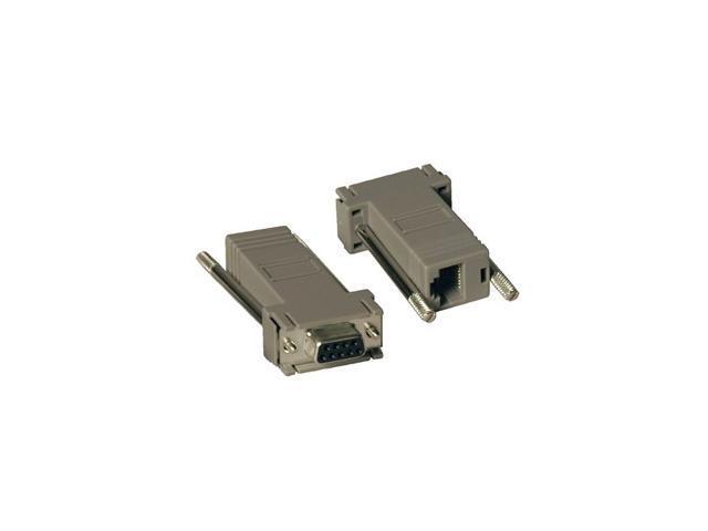 Tripp Lite P450-000 2Pkg Null Modem Adapter Cable Kit.