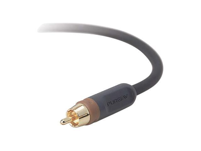 BELKIN PURE AV AV20500-25 25 FT. Subwoofer Audio Cable