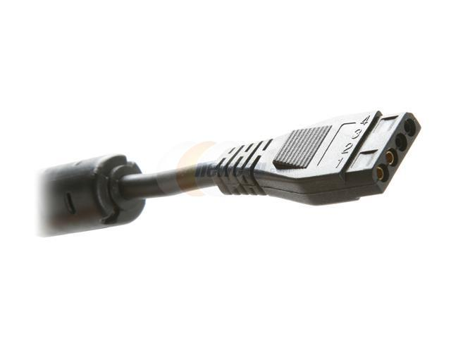OKGEAR PA-AD-UL-12V5A AC/DC Power adapter w/ 4pin molex connector