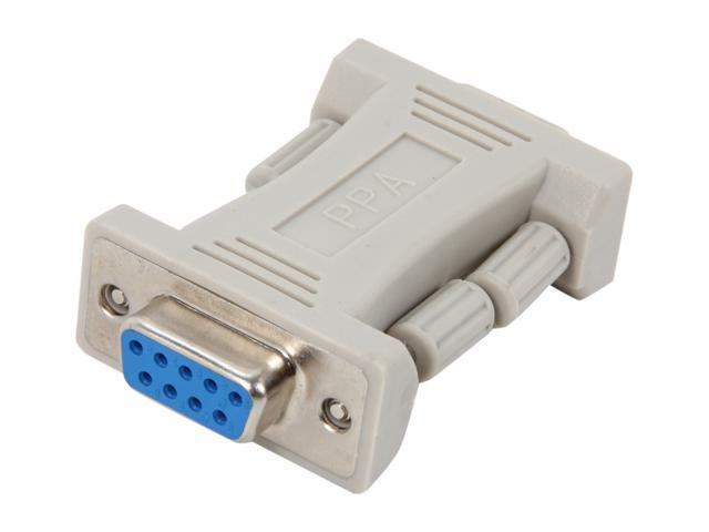 PPA 7529D 9pin Female to Female Adapter