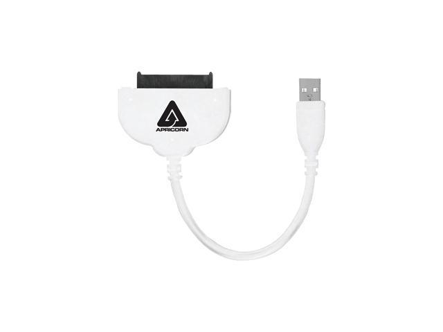 APRICORN ASW-USB-25 USB 2.0 to SATA Adapter