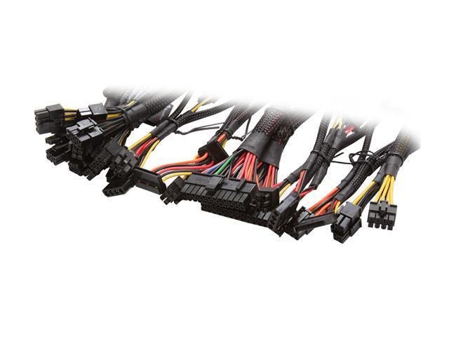 Silverstone PP05 Short Cable Set For Silverstone Strider Series Modular PSU