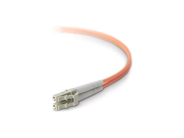BELKIN F2F402LL-20M 20m Orange Duplex Optic Fiber Cable