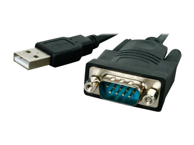SYBA Model SY-ADA15006 USB to Serial Adapter Prolific PL2303 chipset