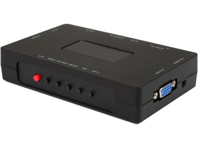 SYBA SY-ADA32014 AV/S-video to VGA Converter