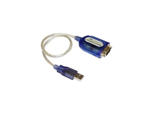CP TECHNOLOGIES Model CP-US-03 USB to Serial Adapter