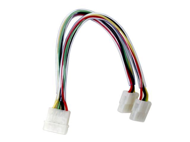 Link Depot POW-UV-4PY UV 4Pin Y Power Cable