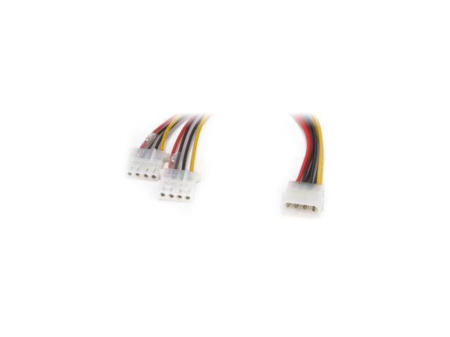 Link Depot POW-LED-4PY LED 4 PIN Y POWER CABLE