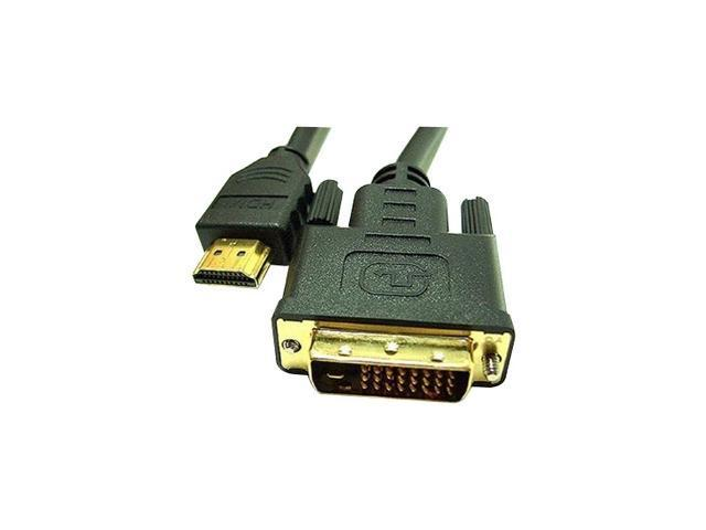 Link Depot LD-DVI6HDMI 6 ft. DVI TO HDMI CABLE  - OEM
