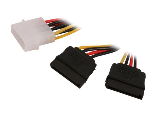 Link Depot Pow-SATA-Y 15PIN SATA power Y cable