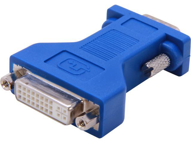C2G 26957 DVI Female to HD15 VGA Male Video Adapter