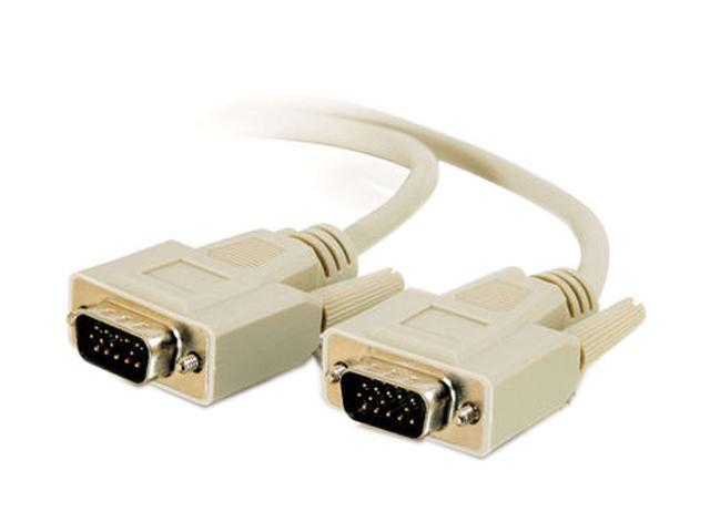 Cables To Go 09618 15 ft. Economy HD15 SVGA M/M Monitor Cable