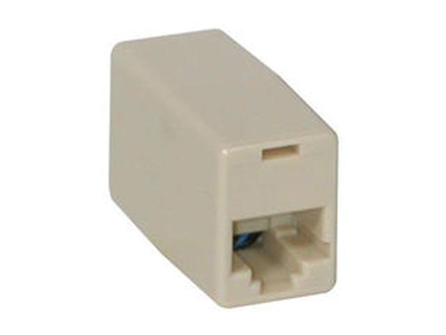 C2G 01937 RJ45 8-pin Modular Straight-Through Inline Coupler
