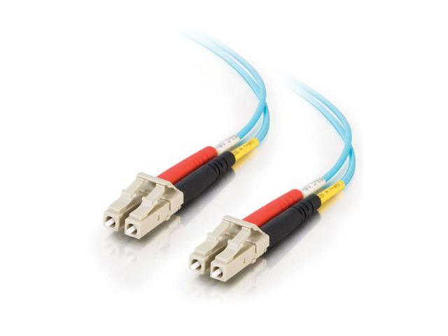 Cables To Go 33047 9.84 ft. LC/LC Duplex 50/125 Multimode Fiber Patch Cable