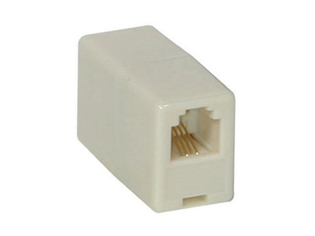 C2G 01919 RJ-11 Modular Inline Crossed Coupler