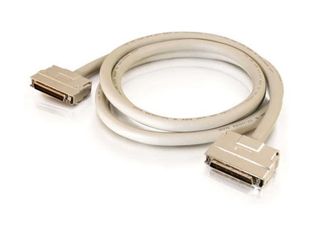 Cables To Go Model 03564 6 ft. SCSI-2 MD50 M/M Cable M-M
