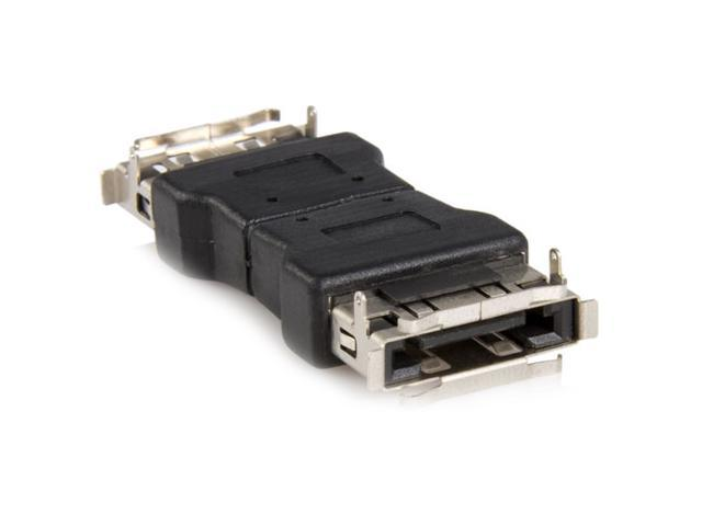 StarTech GCESATAFF eSATA Cable Adapter Female to Female