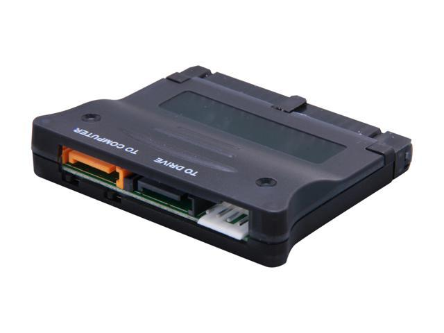 StarTech PATA2SATA3 Bi-directional adapter converts IDE to SATA or SATA to IDE