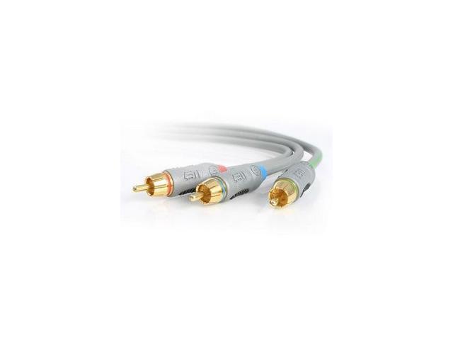 StarTech ZENCPNT1 3.3 ft. Cable ZEN Component RCA Video Cable M-M