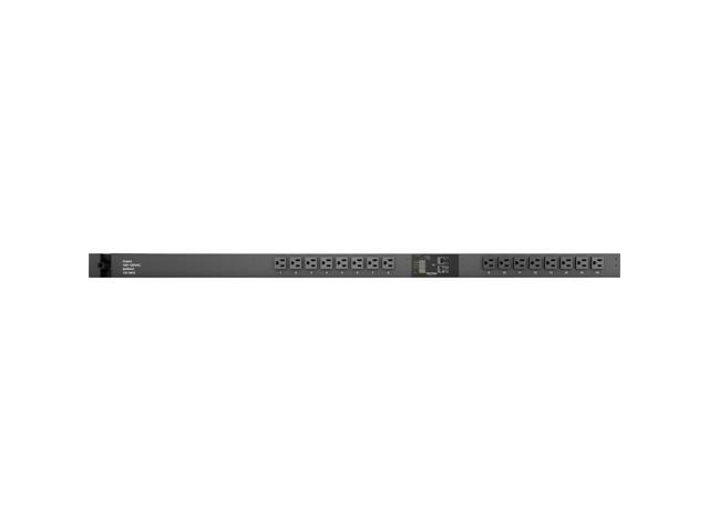 CyberPower PDU15MV16FNET Monitored 0U 100V - 120V 15A 10 ft Power Distribution Unit