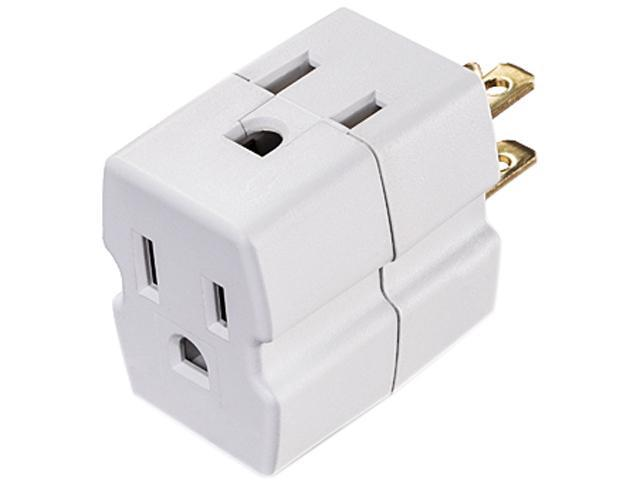 CyberPower GT300 Expands 1 grounded outlet into 3 gounded outlets