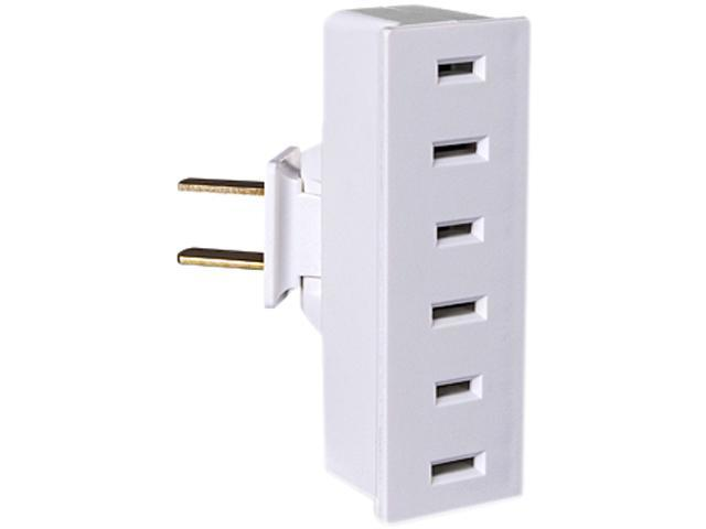 CyberPower GT300P Wall Mount 3 Outlets Surge Protector