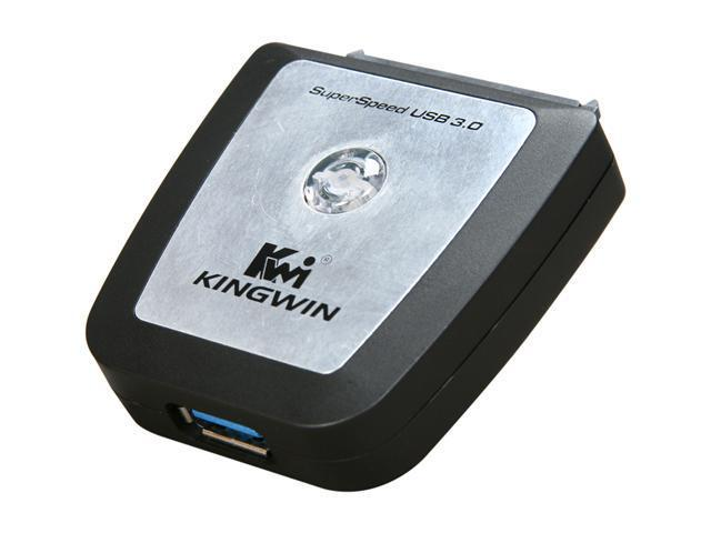 KINGWIN USI-2535U3 USB 3.0 to SATA Adapter For 2.5