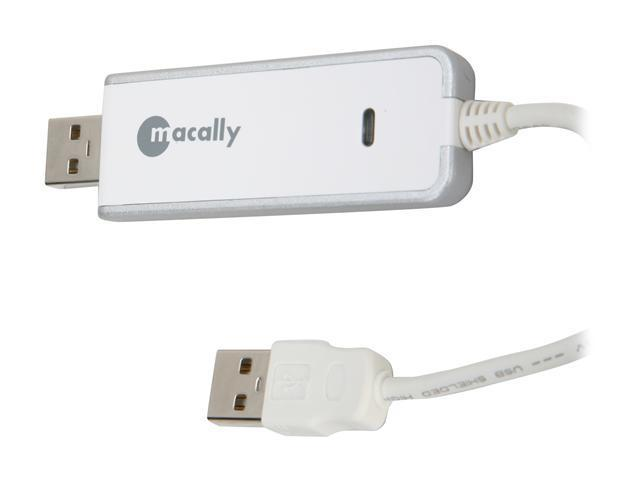 Macally TransCable 4 ft. Cable Designed for Mac&PC
