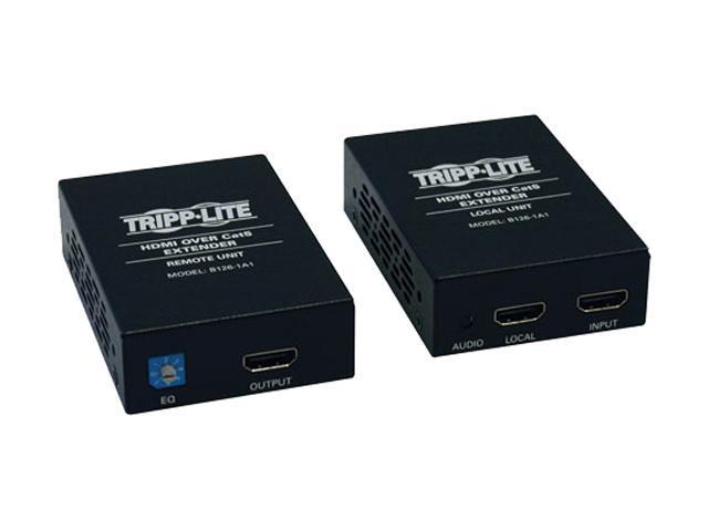 Tripp Lite HDMI Over Cat5 Active Extender Kit B126-1A1