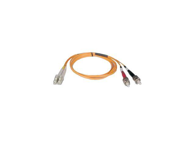 Tripp Lite N518-10M Duplex Multimode 50/125 Fiber Patch Cable (LC/ST), 10M (33-ft.)