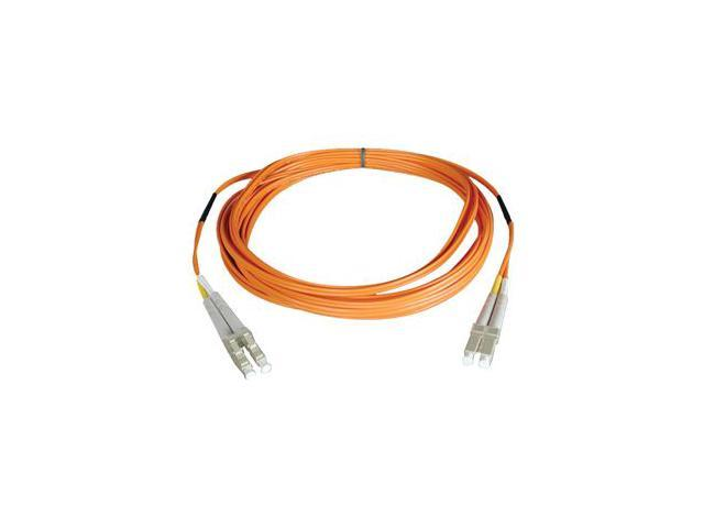 Tripp Lite N520-100M Duplex Multimode 50/125 Fiber Patch Cable (LC/LC), 100M (328-ft.)