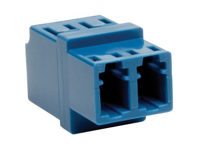 Tripp Lite Duplex Singlemode Fiber Coupler, LC/LC