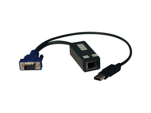 Tripp Lite KVM Switch Accessories - NetCommander USB Server Interface Unit (SIU)