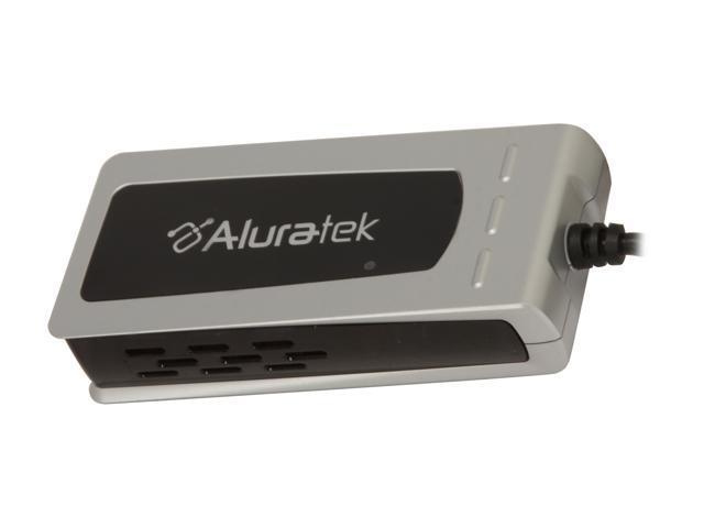 Aluratek AUV100F USB 2.0 Hi-Res VGA Adapter