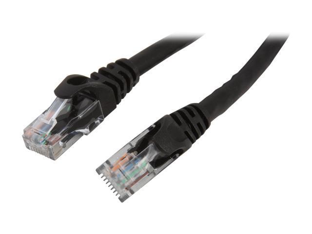 BYTECC C6EB-3K 3 ft. Cat 6 Black Enhanced 550MHz Patch Cables