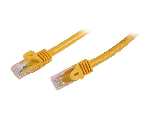 BYTECC C6EB-75Y 75 ft. Enhanced 550MHz Patch Cables