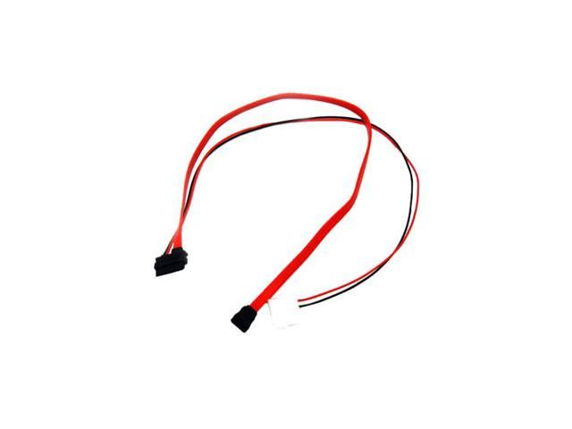 "BYTECC SATA-XP118 18"" Sata and Slim Sata Power 7+6pin Cable, for Sata Slim OD"
