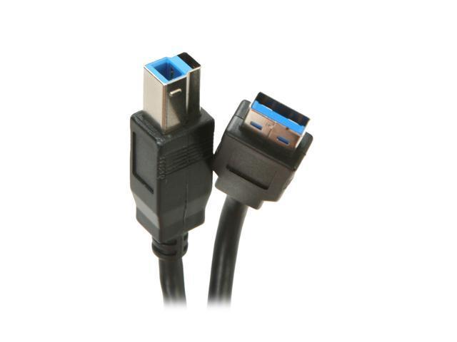 BYTECC USB3-10AB-K 10 ft. Black Cable