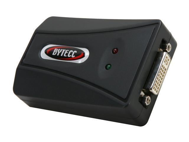 BYTECC BT-UDVI02 DVI Share-Video Adapter