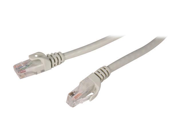BYTECC C6EB-3GRAY 3 ft. Cat 6E Gray 550MHz Patch Cable