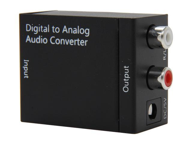 BYTECC DA100 Digital to Analog Audio Converter