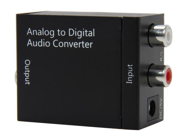BYTECC AD101 Analog to Digital Audio Converter