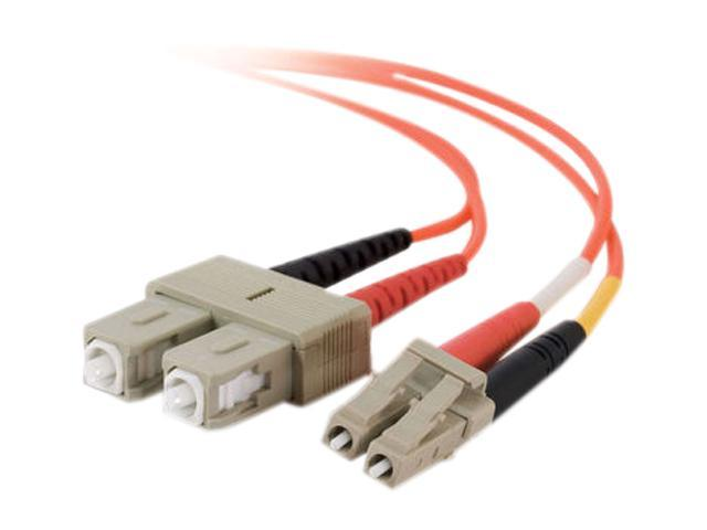 Cables To Go 33202 19.69 ft. LC/ST Duplex 62.5/125 Multimode Fiber Patch Cable